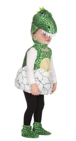 baby dinosaur kostume 242x450 - Dinosaur kostume til børn og baby