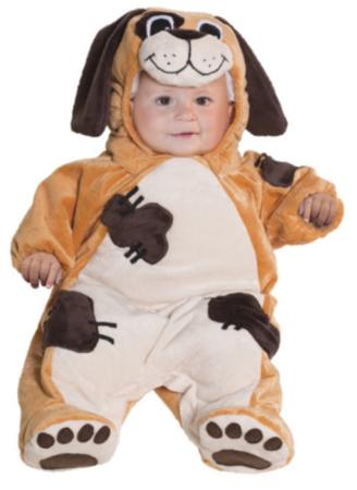 baby fastelavnskostume 6-9 mdr babykostume hunde kostume til baby