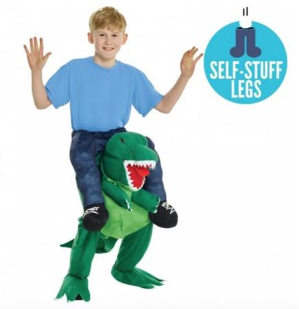 carry me dinosaur kostume 436x450 - Dinosaur kostume til børn og baby