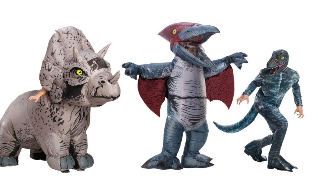 dino kostume til voksne dinosaur kostume til voksne