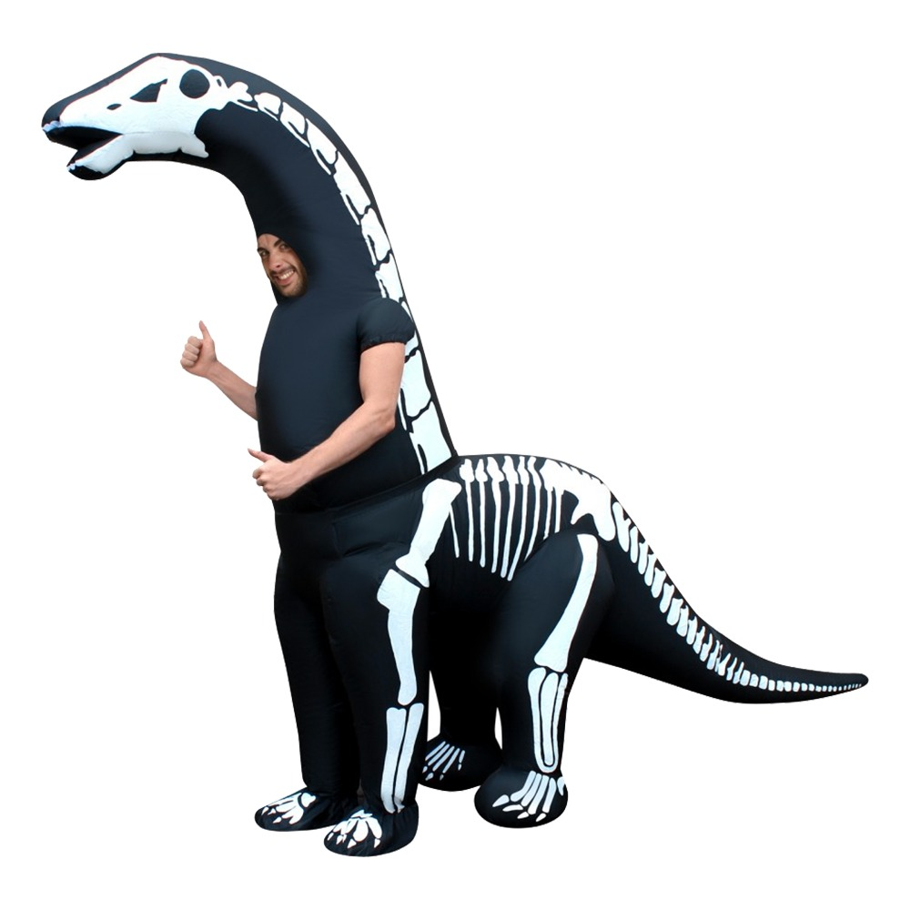 dinosaur kostume til voksne dino kostume til voksne dinosaur kostume teen oppustelig skelet dino kostume dino kostume karnevalskostume