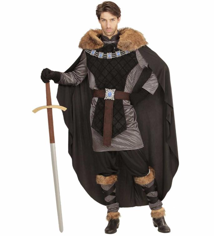 games of thrones kostume til voksne seriekostume middelalderprins kostume