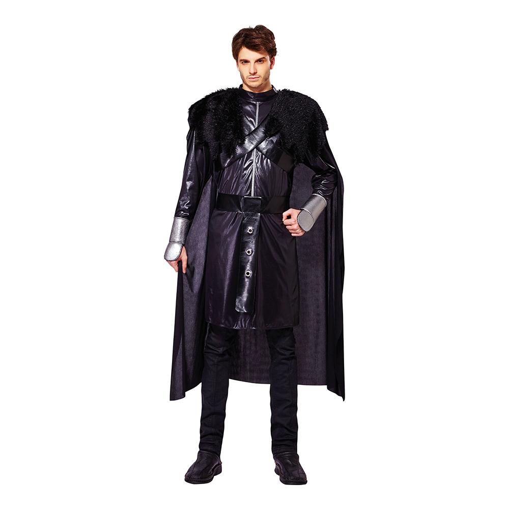 games of thrones kostume til voksne sort ridder kostume til mænd karnevalskostume til mænd sidste skoledag kostume rusfest kostume fastelavnskostume til voksne