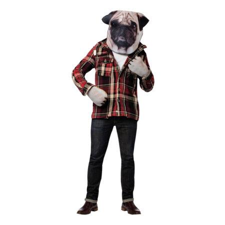 hundehoved og poter 450x450 - Hundekostume til voksne