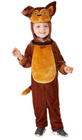 hundehvalp kostume til børn
