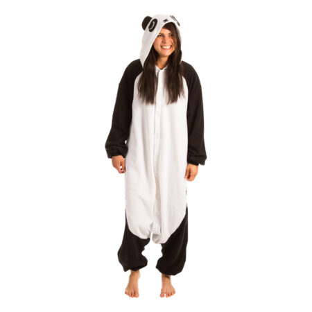 panda heldragt pand kigurumi 450x450 - Panda kostume til voksne