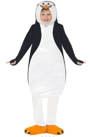 pingvin kostume til børn luksus børnekostume til fastelavn