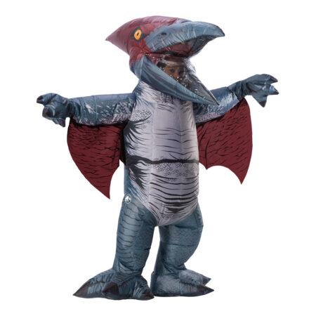 pteranodon kostume dinosaur kostume til voksne