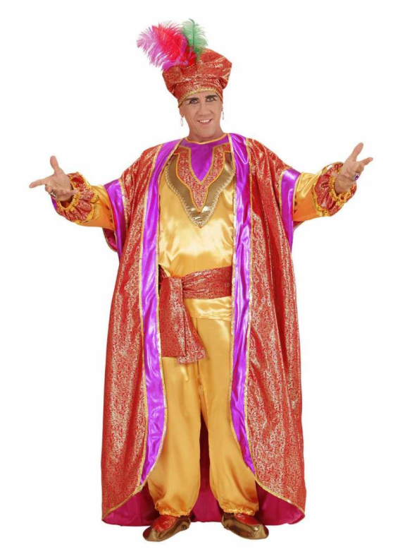 sultan kostume til voksne luksus kostume arabiske kostume til voksne konge kostume til mænd