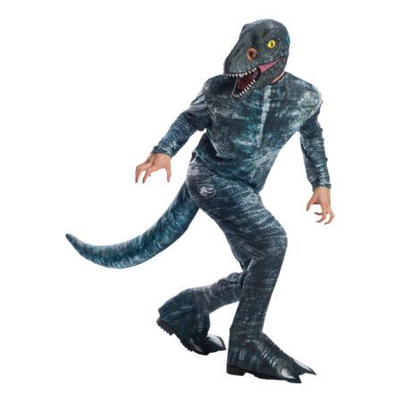 velociraptor kostume til voksnevelociraptor kostume til voksne