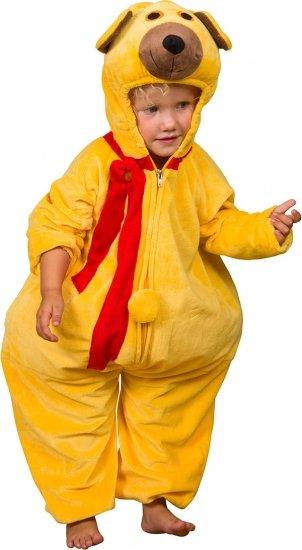 Bamse kostume til børn Bamse og Kylling fastelavnskostume DR Ramasjang kostume