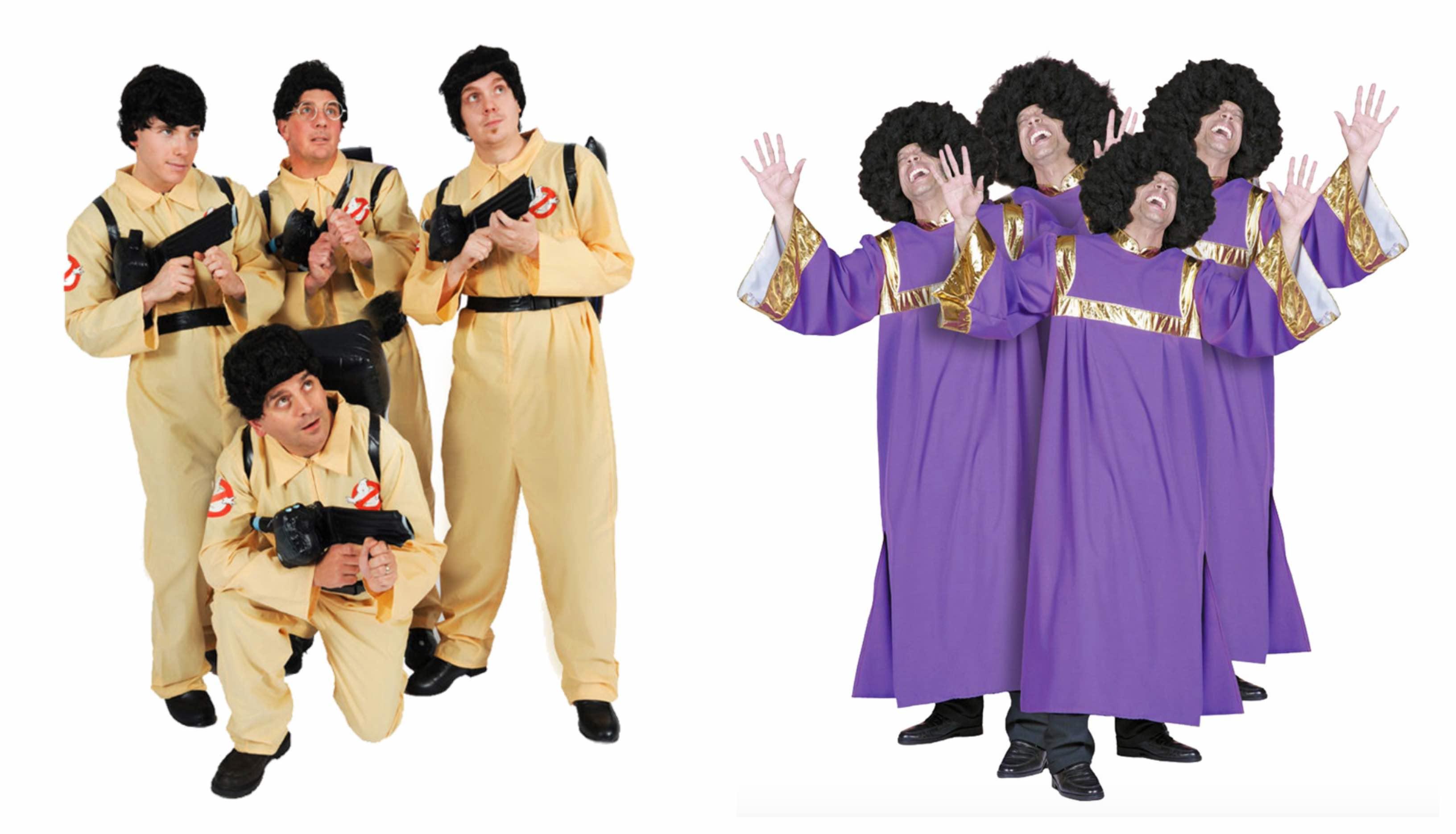 Gruppe kostumer til voksne - KostumeUniverset