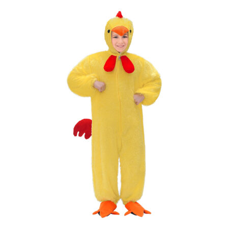 Høne børnekostume 450x450 - Kylling kostume til børn og baby