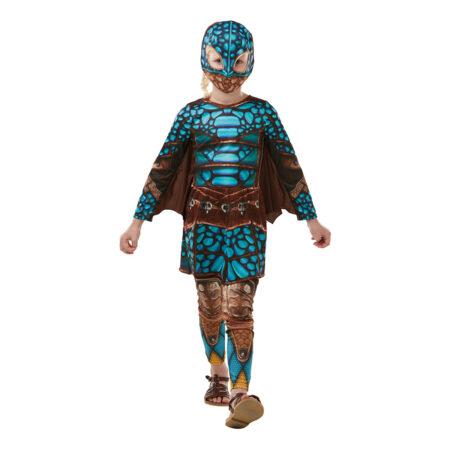 astrid kostume sådan træner du din drage børnekostume
