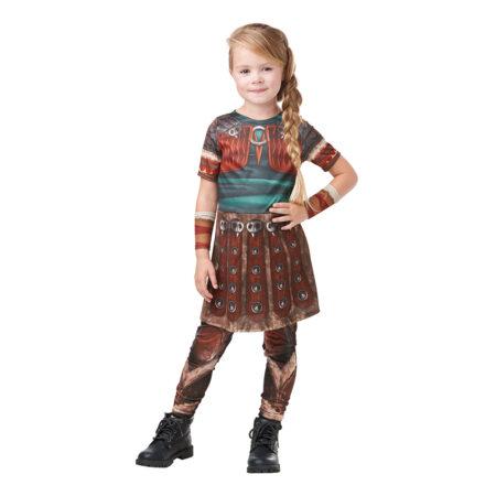 astrid kostume sådan træner du din drage børnekostume astrid