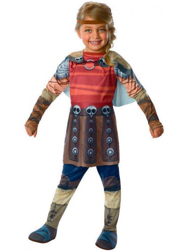 astrid kostume til børn astrid sådan træner du din drage kostume astrid børnekostume astrid fastelavnskostume