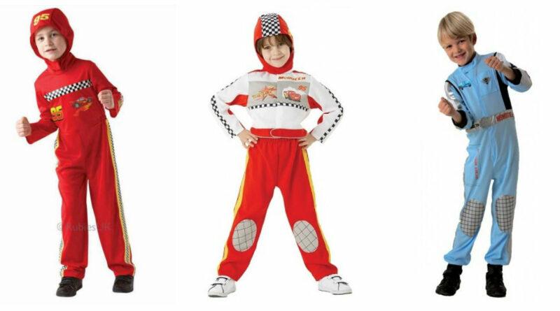 lynet mcqueen kostume biler kostume til børn cars kostume til børn fastelavnskostume til børn pixar cars udklædning
