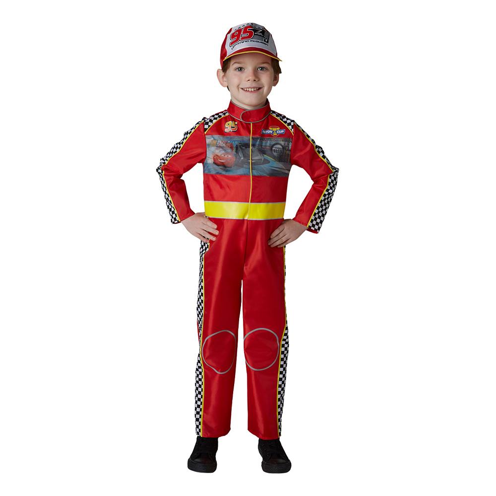biler lynet mcqueen kostume til børn biler kostume til børn cars kostume til børn racerkører fastelavnskostume