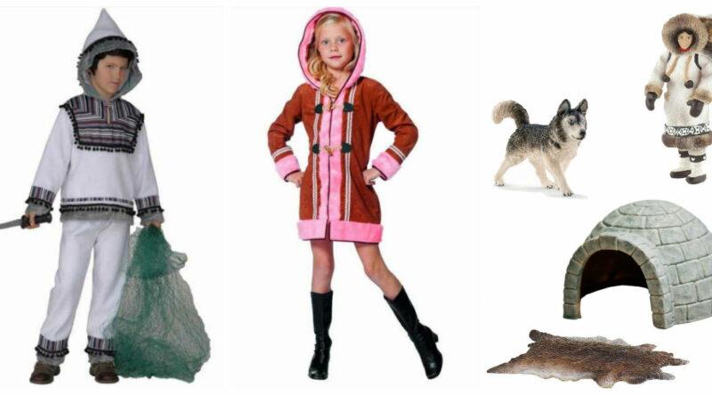 eskimo kostume til børn eskimo blå drengekostume eskimo pige kostume børnekostume eskimo udklædning til børn fastelavnskostume til piger arktisk kostume til børn 800x445 - Eskimo kostume til børn