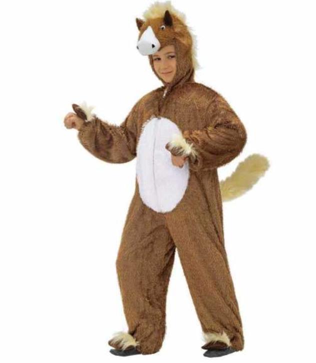 hest kostume til børn hestekostume til børn hest børnekostume plus kostume hestekostume heldragt
