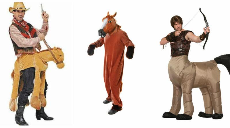hest kostume til voksne hestekostume til voksne fastelavnskostume til voksne dyrekostume hestehoved udklædning heldragt all over hestekostume til voksne