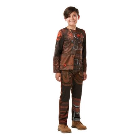 hikke kostume til børn