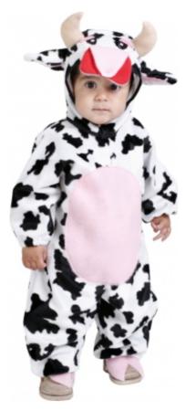 ko babykostume 215x450 - Ko kostume til børn og baby