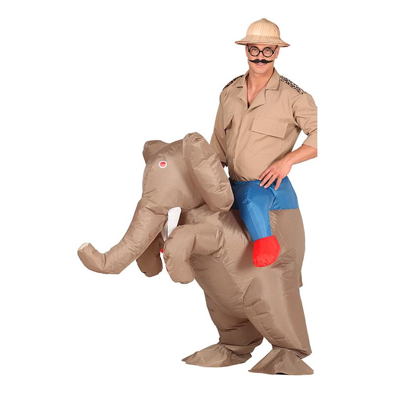 kostume til voksne elefant kostume til voksne oppusteligt elefant kostume til voksne oppusteligt cirkus kostume oppusteligt kostume karnevalskostume fastelavnskostume afrika kostume