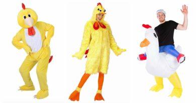 kylling kostume til voksne 390x205 - Kylling kostume til voksne