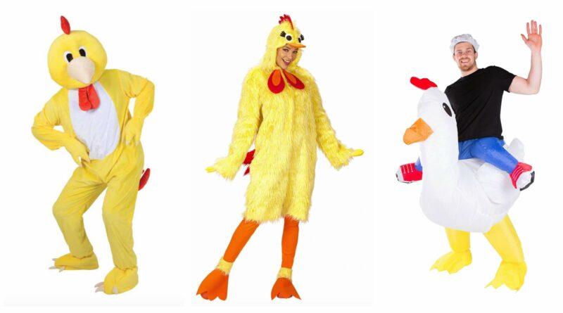 kylling kostume til voksne 800x445 - Kylling kostume til voksne