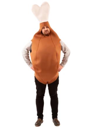kyllingelår kostume mad kostume til voksne kylling kostume