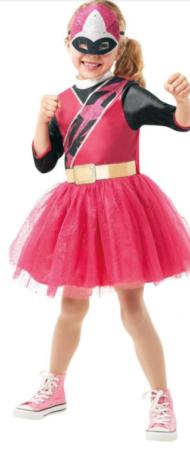 pink ninja kostume power rangers kostume til piger ninja kostume til pige