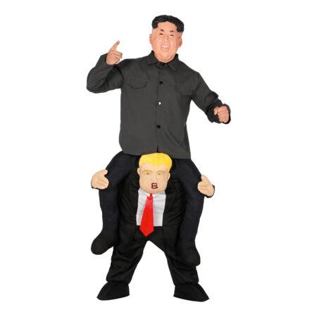 ridende præsident kostume 450x450 - Donald Trump kostume til voksne