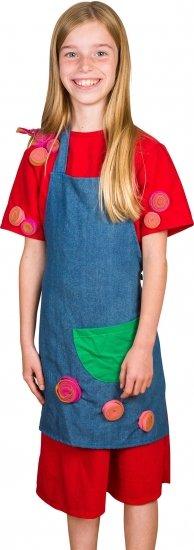rosa fra rouladegade kostume til børn ramasjang kostume til børn fastelavnskostume til piger