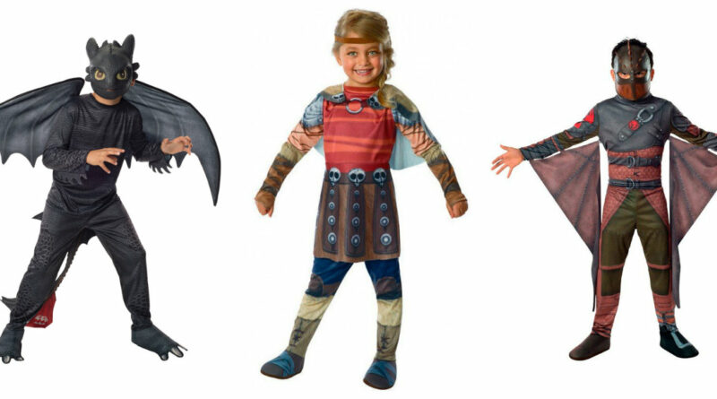 sådan træner du din drage kostume hikke kostume astrid kostume tandløs kostume fastelavnskostume viking kostume how to train your dragon kostume
