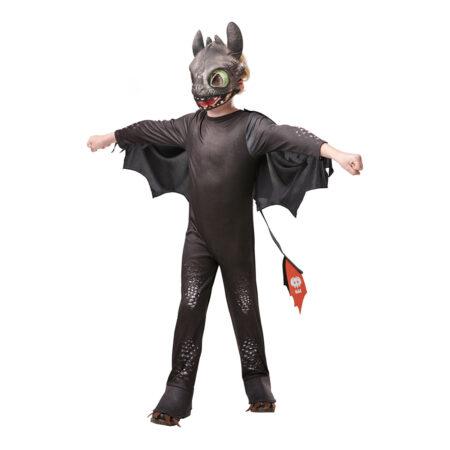 sådan træner du din drage tandløs kostume til børn tandløs børnekostume