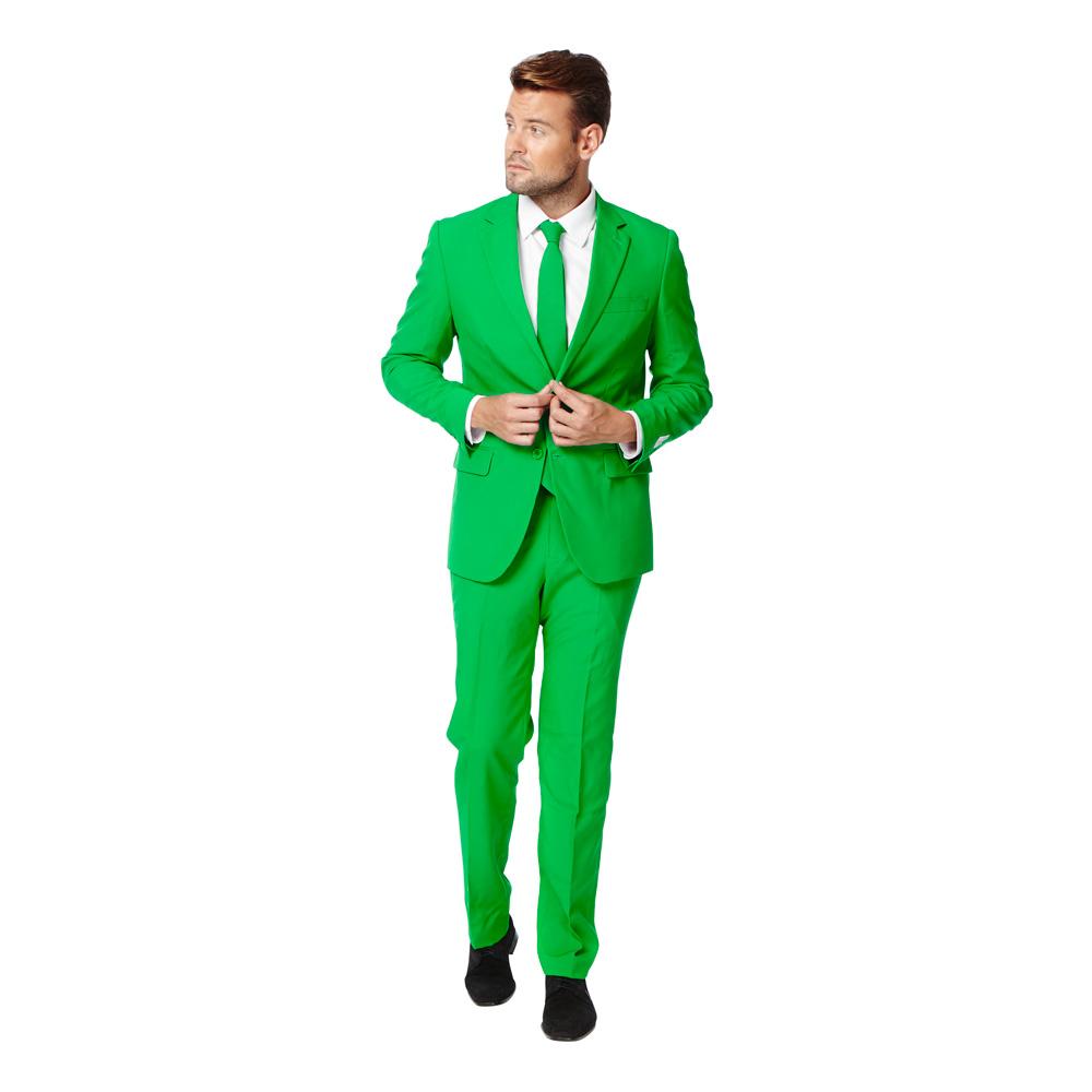 opposuits-evergreen-kostume sankt patriks day kostume til mænd sankt patricks day jakkesæt til mænd
