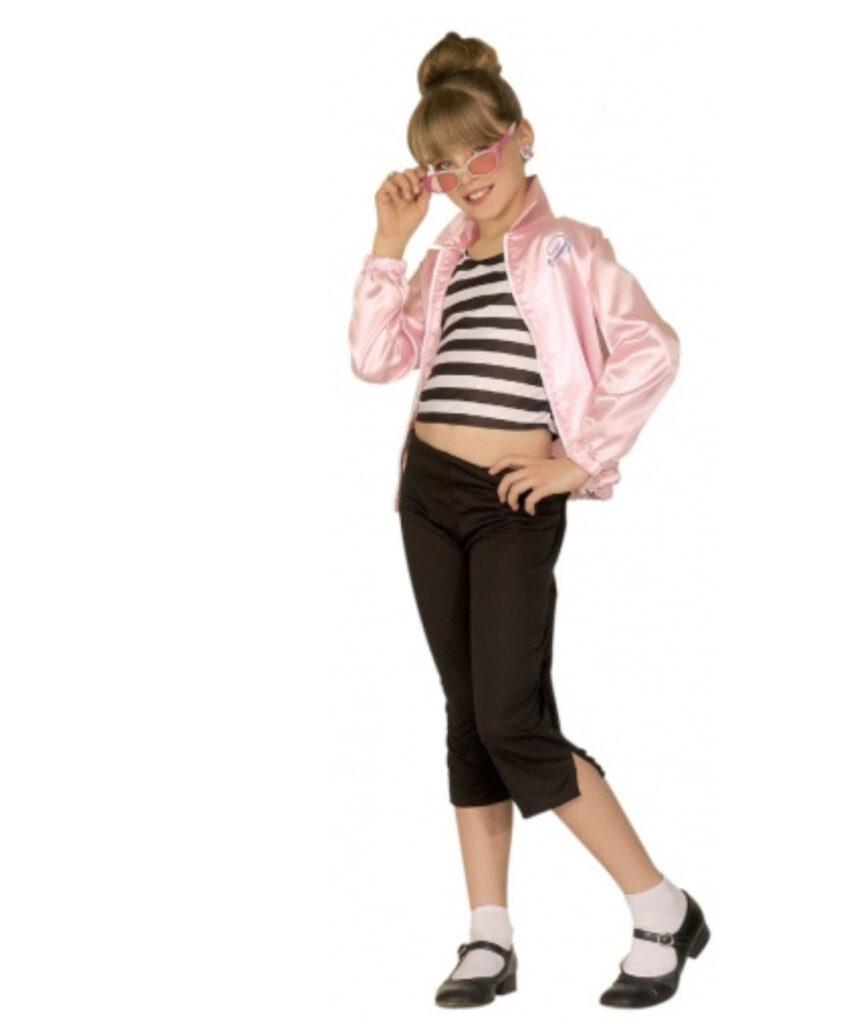 rock n roll børnekostume 1950erne kostume til børn