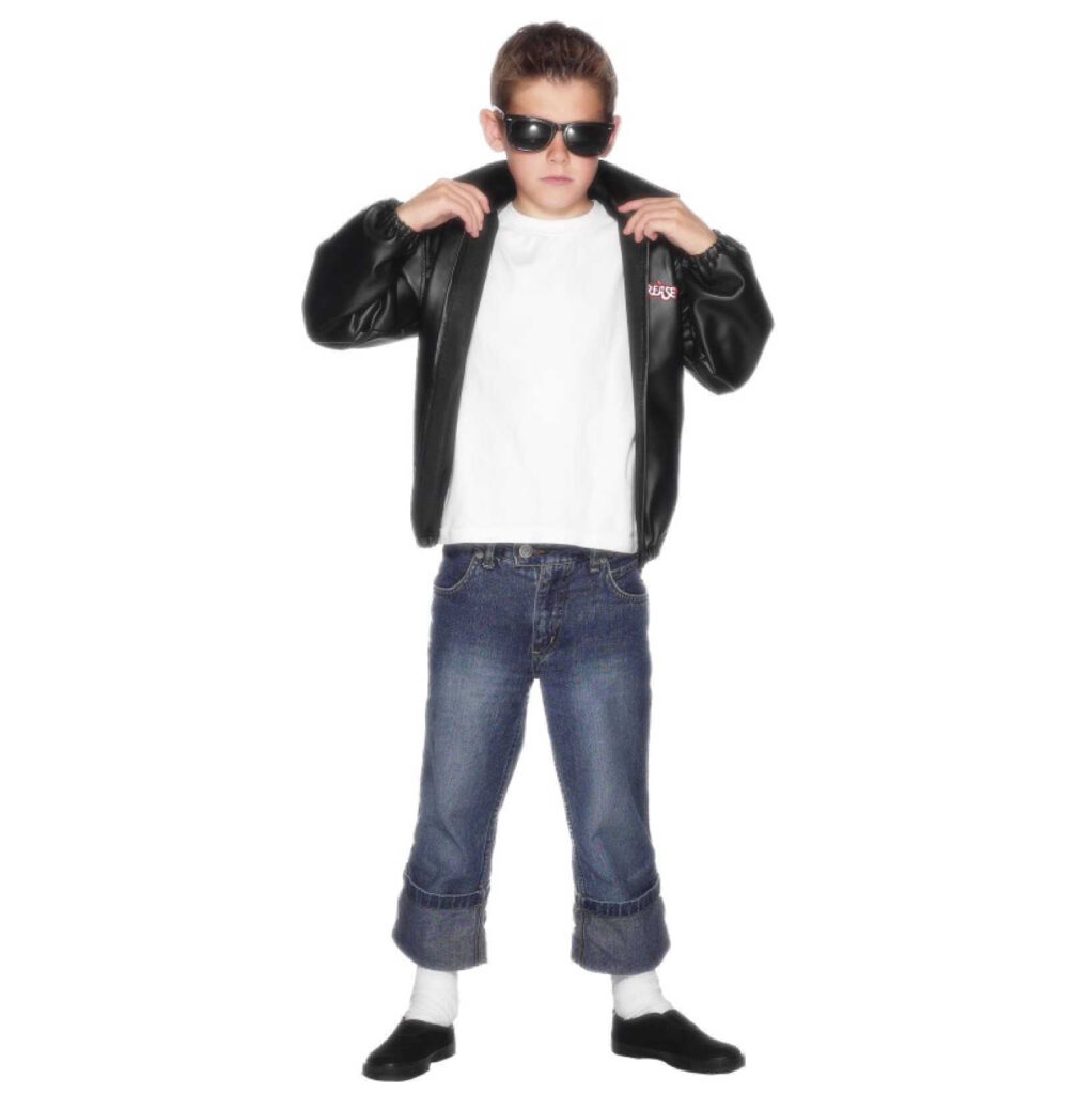 grease kostume til børn 50er kostume rock n roll børnehostume