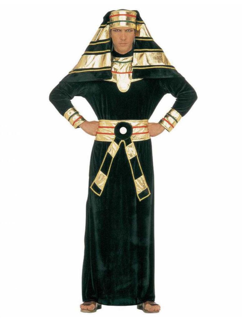 sort farao kostume til 1001 nats temafest