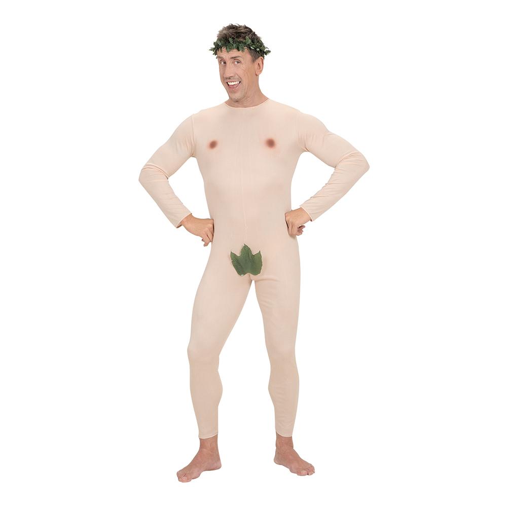 adam kostume til voksne adam og eva kostume nøgen kostume