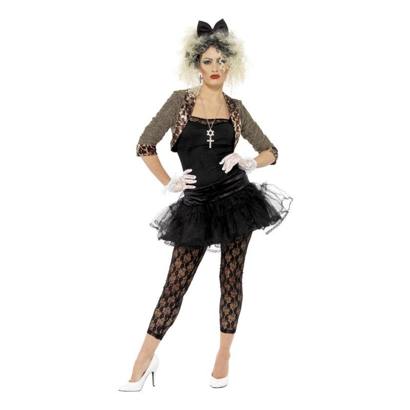 80er kostume til kvinder madonna kostume til kvinder