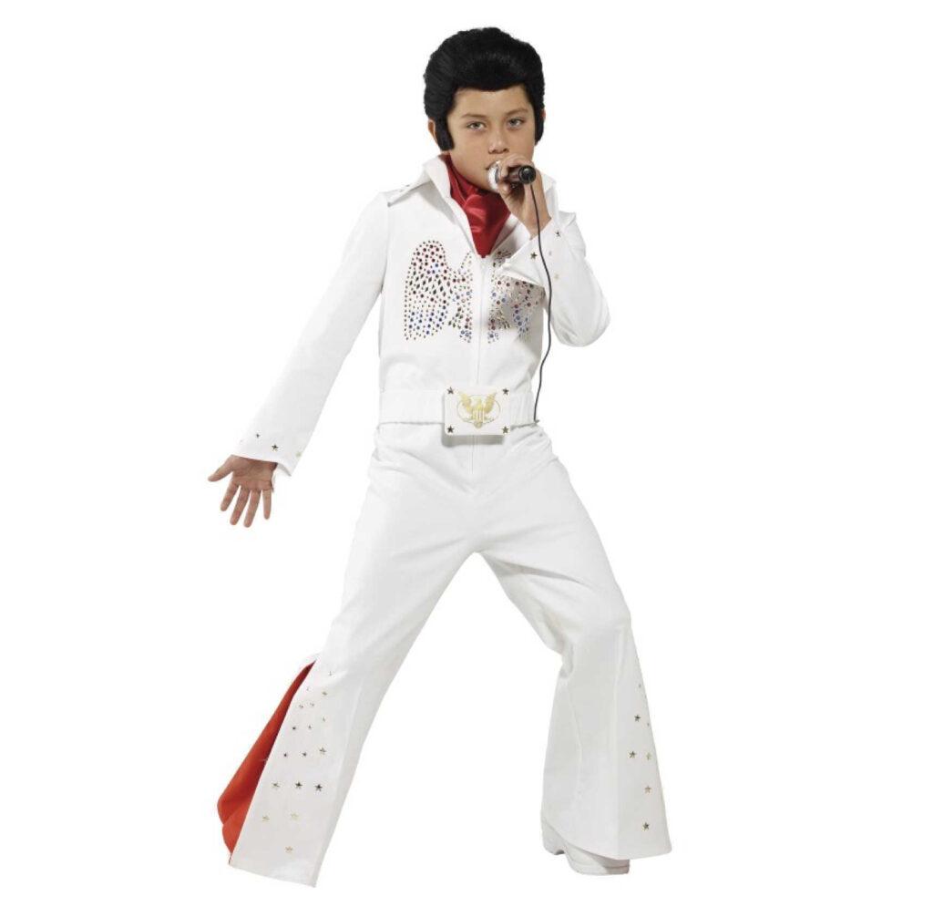 elvis kostume til børn 1950erne børnekostume rock n roll børnekostume