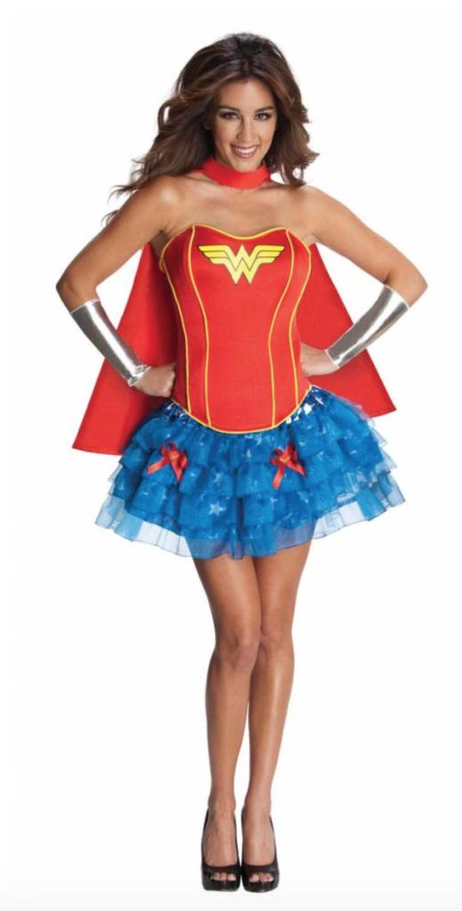 Skærmbillede 2019 04 09 kl. 12.16.34 520x1024 - Wonder Woman kostume til voksne