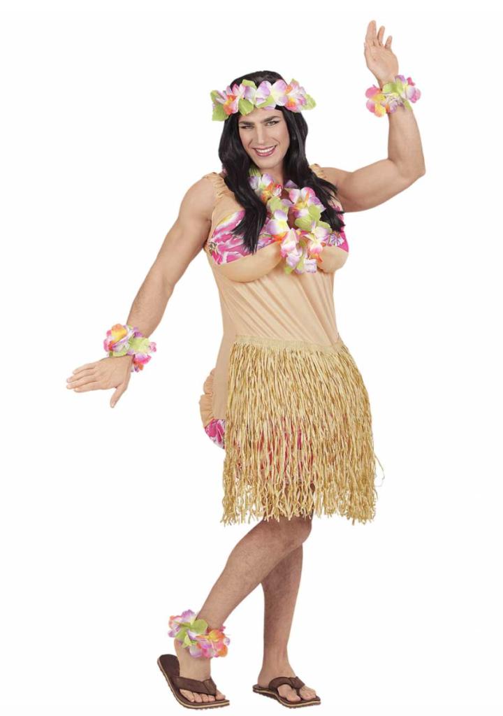 Skærmbillede 2019 04 25 kl. 11.04.52 720x1024 - Hawaii kostume til voksne