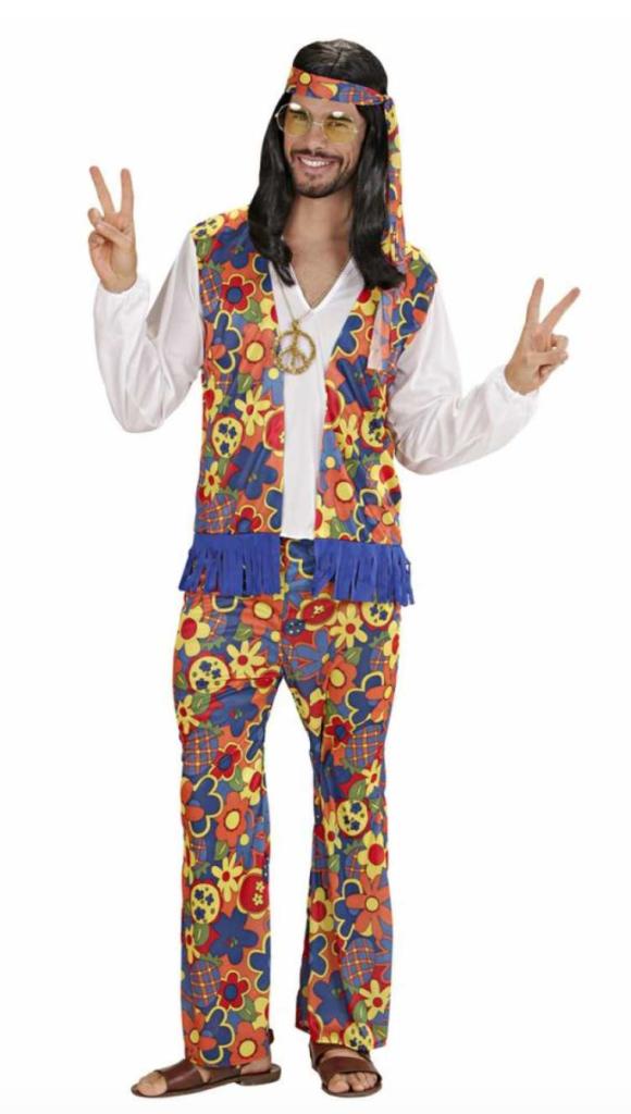 Skærmbillede 2019 04 27 kl. 10.19.55 580x1024 - Hippie kostume til mænd