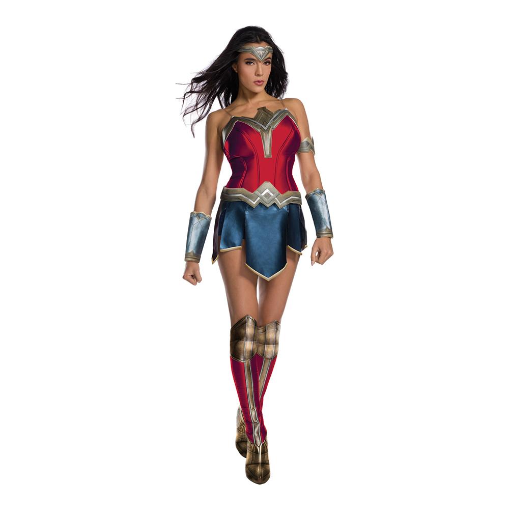 Wonder woman voksenkostume - Wonder Woman kostume til voksne