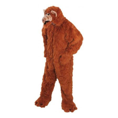 alf kostume 1980erne the alf show kostume til voksnealf udklædning