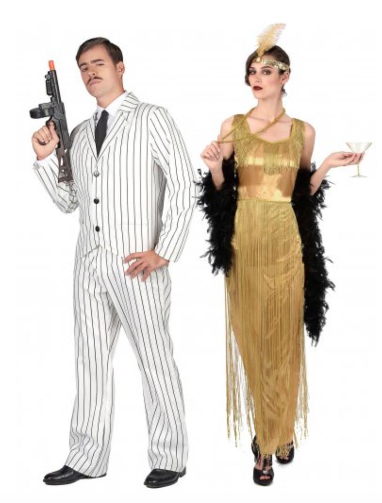 charleston par kostume 778x1024 - Par kostumer til Karneval