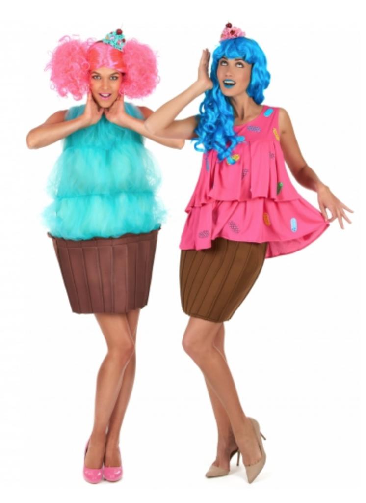 cupcakes kostume til voksne 746x1024 - Par kostumer til Karneval